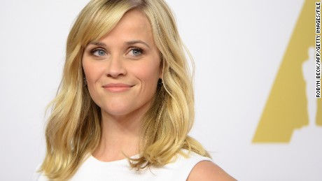 Actress Reese Witherspoon arrives for the Oscars Nominees' Luncheon hosted by the Academy of Motion Picture Arts and Sciences, February 2, 2015 at the Beverly Hilton Hotel in Beverly Hills, California.  The 87th Oscars will take place in Hollywood, California February 22, 2015. AFP PHOTO / ROBYN BECK        (Photo credit should read ROBYN BECK/AFP/Getty Images)