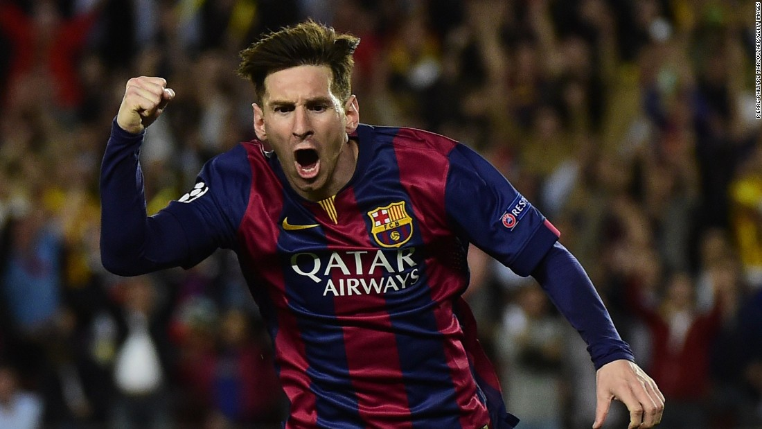 Messi Now