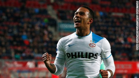 Memphis Depay heads to Manchester United off the back of a prolific, title-winning season with PSV Eindhoven.