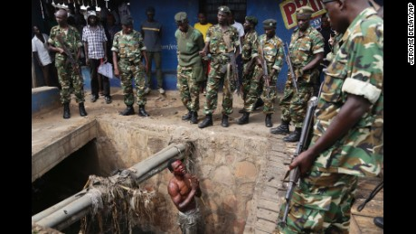 Burundi President registers to run for third term despite clashes