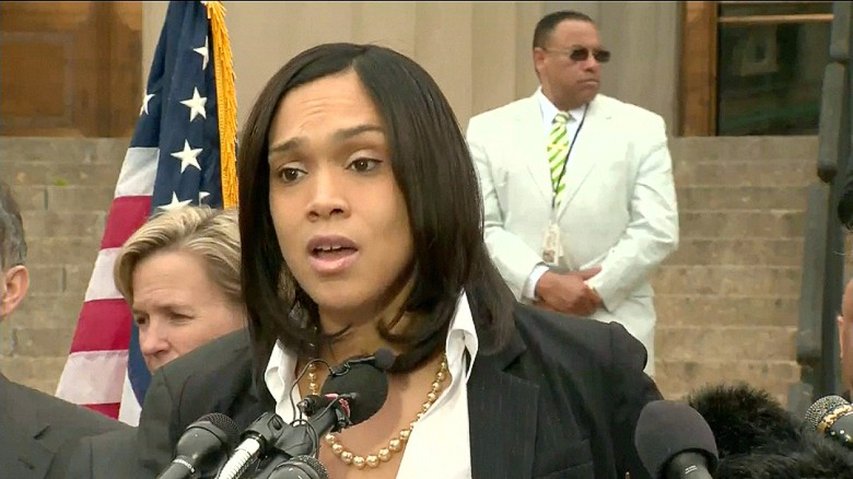 Baltimore police officers indicted