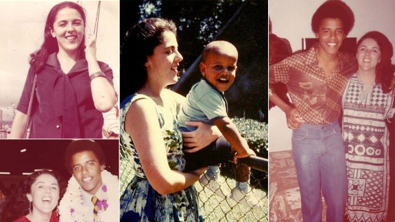 "President Barack Obama's mother, Ann Dunham, passed away on November 7, 1995. In a tribute to his mother, he said ""Had I known she would not survive her illness, I might have written a different book,"" referencing ""Dreams from My Father,"" his 1995 autobiography. ""Less a meditation on the absent parent, more a celebration of the one who was the single constant in my life."""
