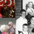Mother's Day- Jeb Bush and Barbara Bush