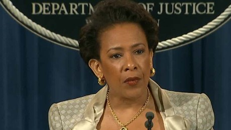 Lynch announces Justice Department investigation of Baltimore police