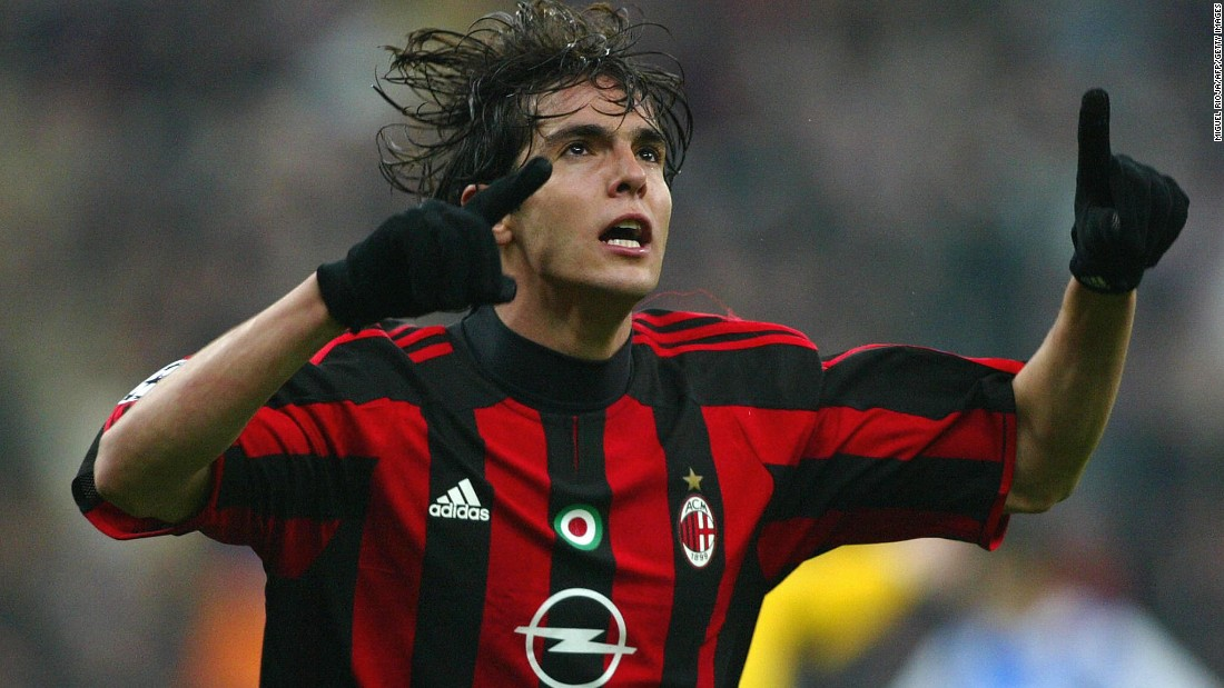 AC Milan looked destined to qualify for the last four of the 2004 Champions League after winning the first leg of its quarterfinal tie against Deportivo La Coruna 4-1. Having gone behind, the Italian side scored four goals in eight minutes, two of them to Brazil star Kaka, to seemingly seal a semifinal place.