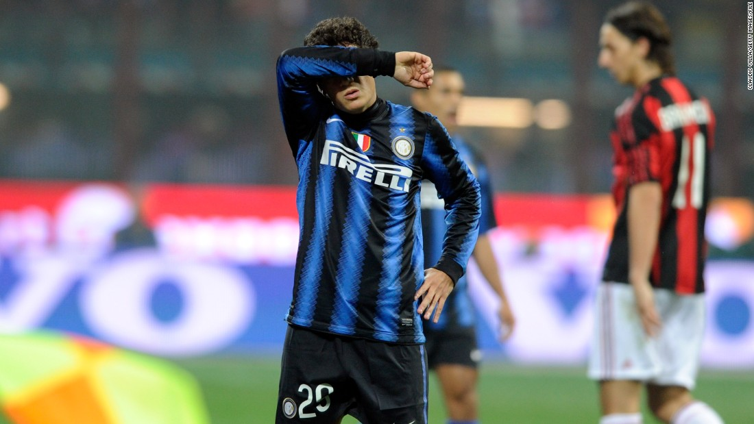 Coutinho had a difficult three years at Inter Milan, making fewer than 30 appearances as he was plagued by injuries.