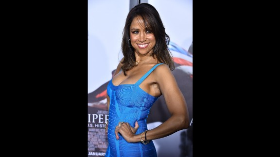 """To some fans, Stacey Dash will always be bestie Dionne from the 1995 film """"Clueless."""" But she was already an adult when that movie came out, and she is now 48."""
