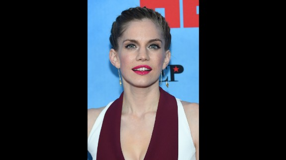 """Yes, Anna Chlumsky is all grown up on """"Veep,"""" but she still makes our heart ache in """"My Girl."""" Of course, """"My Girl"""" came out in 1991. Chlumsky is 34."""