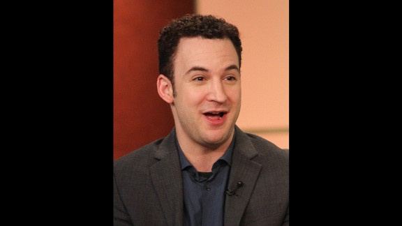 """Ben Savage went from a kid in """"Boy Meets World"""" to the dad in """"Girl Meets World."""" He's 34."""