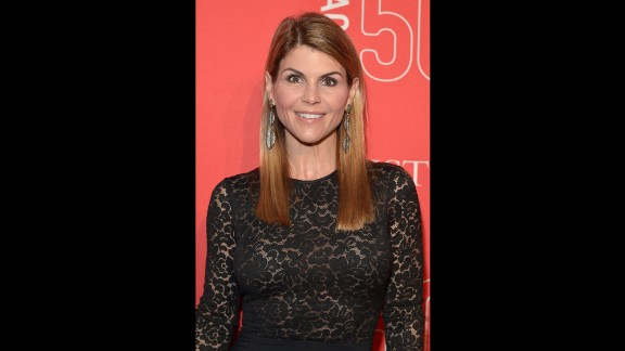 """With all the talk about the """"Full House"""" reboot we couldn't help but think of Lori Loughlin, who played everyone's favorite aunt, Becky. She turns 50 on July 28."""
