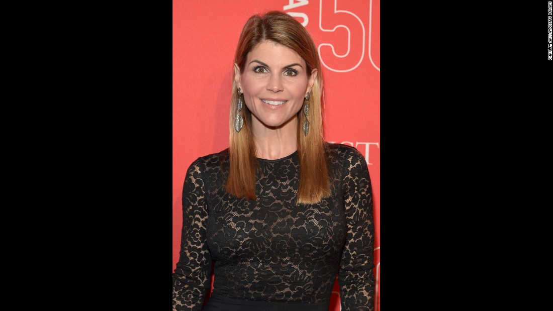 "With all the talk about the ""Full House"" reboot we couldn't help but think of Lori Loughlin, who played everyone's favorite aunt, Becky. She turns 50 on July 28."