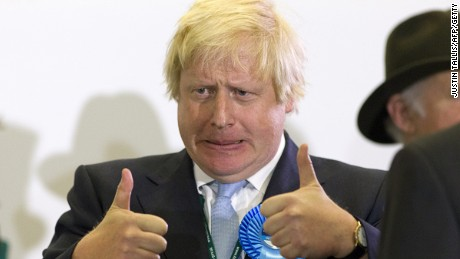 Prime Minister Boris Johnson has failed to publicly support his predecessor, David Cameron, and has ordered an independent inquiry into his behavior.