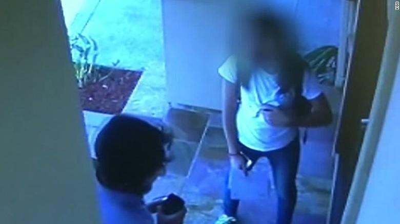 Caught captures webcam teen