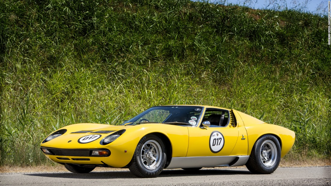 It was sold at Bonhams Goodwood Revival Sale in Chichester, England, September 2013 for £919,900.