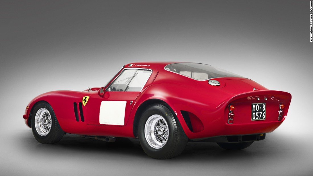 The GTO is the most famous, race winning, World Championship-winning, street useable, not to mention beautiful, two-seat coupe from the greatest sporting marque of them all.