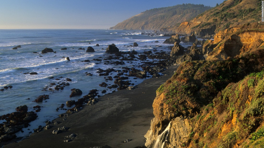 best american beach campsites cnn travel