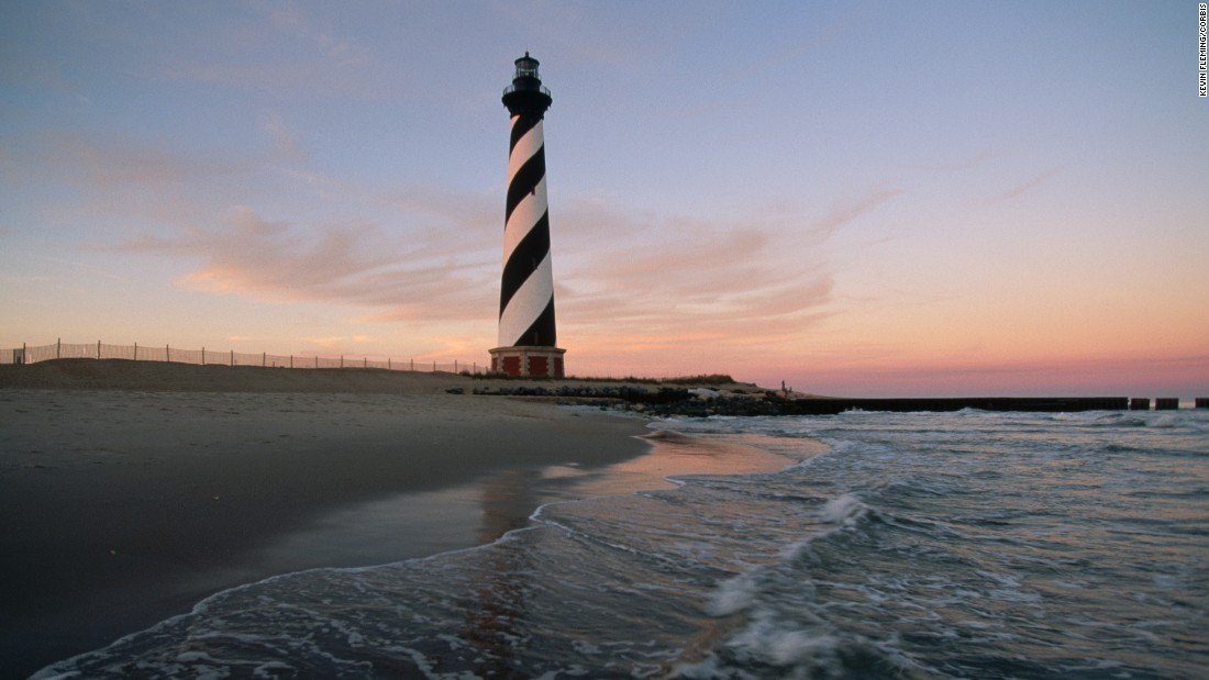 Best American Beach Campsites