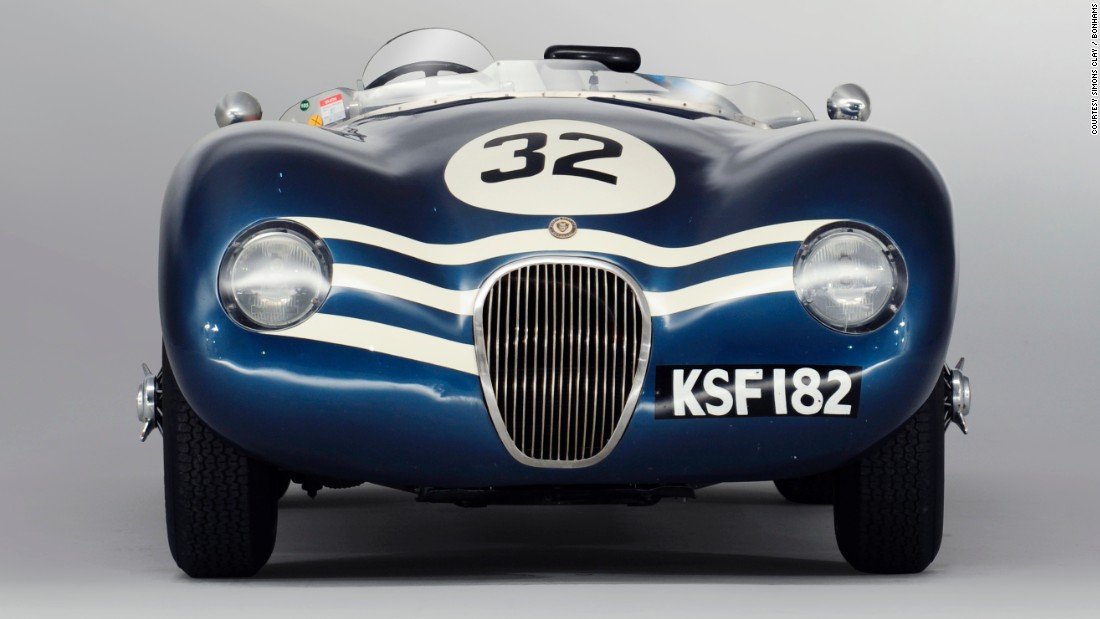 It was sold at Bonhams December Sale in London, December 2013 for £2,913,500 -- a new world auction record for the model.