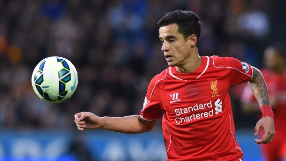 Coutinho has scored five goals in the league this season. But it's his ability to create chances for others that set him apart.