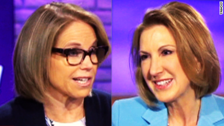 Was this Katie Couric question sexist?