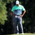 tiger woods downcast