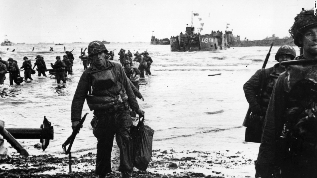 D-Day Fast Facts - CNN