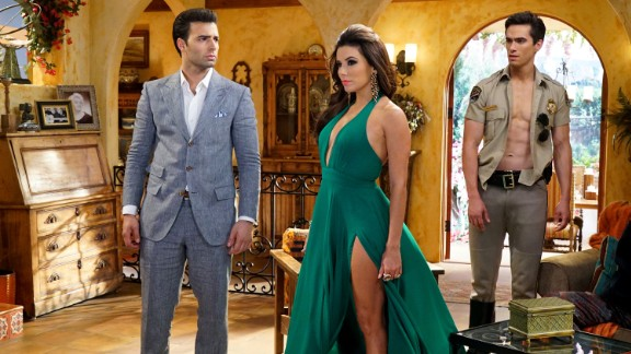 "Eva Longoria returns to TV as a telenovela star whose personal life is explored in the sitcom ""Hot & Bothered,"" coming to NBC."