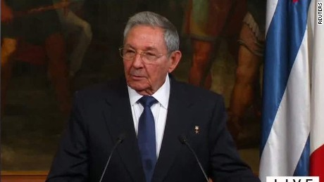 Raul Castro says he may join Catholic Church