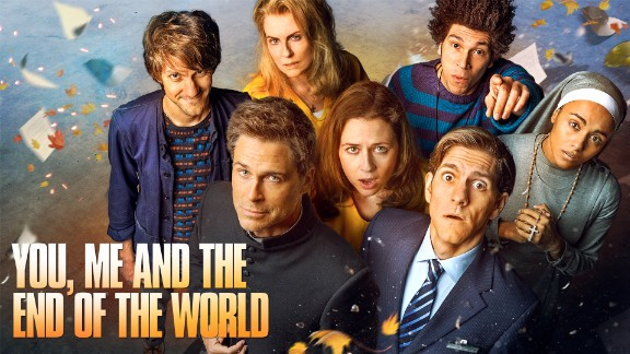 "Rob Lowe's other sitcom, ""You, Me and the End of the World,"" set to air in 2016, takes on the apocalypse on NBC."