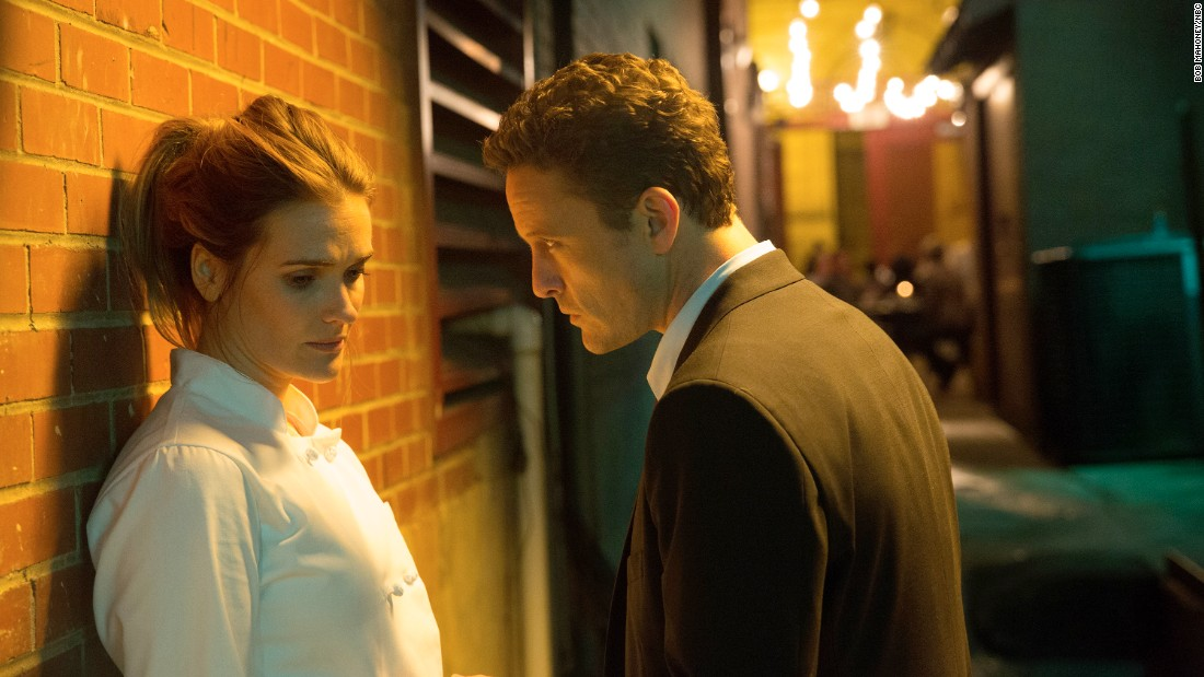 "Bre Blair and David Lyons star in the new drama ""Game of Silence."""