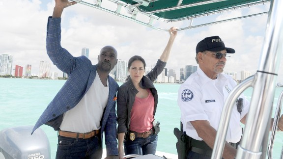 "Morris Chestnut, left, stars as a for-hire pathologist in the crime drama ""Rosewood,"" which will lead into the smash hit ""Empire"" on Wednesday nights on Fox."