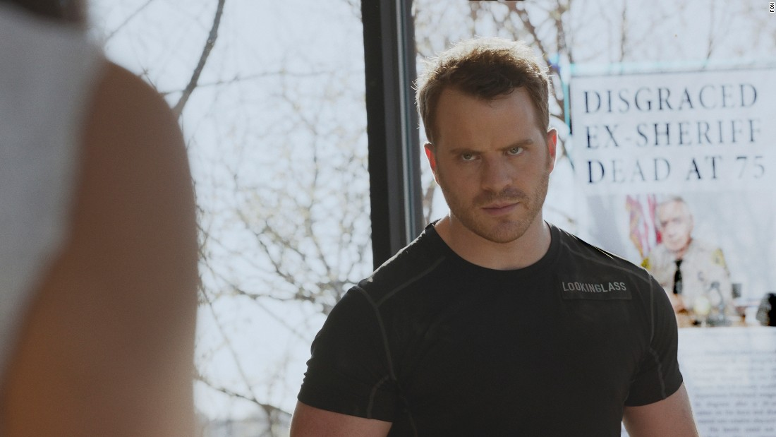 """The Frankenstein Code"" is a very new twist on the old story, coming to Fox in 2016 and starring Rob Kazinsky."