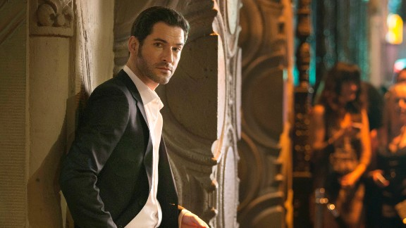 "Another DC Comics TV adaptation hits Fox with the devilish ""Lucifer"" in 2016, starring Tom Ellis."