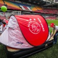 Ajax mothers son camping