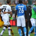 Parma Napoli fight