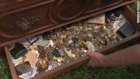 Man Buys Dresser Finds Treasure Inside Cnn Video