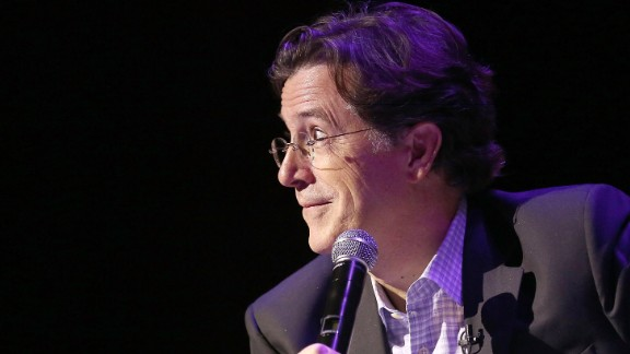 """Incoming """"Late Show"""" host Stephen Colbert announced in May 2015 that he would fund all existing grant requests made by South Carolina public school teachers through the crowd-funding site Donorschoose.org. His $800,000 gift will aid 800 teachers at more than 375 schools, according to a news release. Click through for more examples of charitable celebs."""