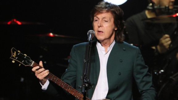Paul McCartney has made it onto the Forbes most charitable celebrity list because of his work with PETA, People for the Ethical Treatment of Animals