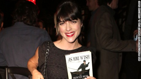 Selma Blair attends a book launch in West Hollywood, California, in 2014.