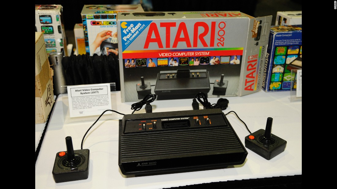 The Atari 2600 was released in September 1977, bringing the world of video games into households everywhere. Packaged with two joystick controllers and one cartridge game, the Atari 2600 sold 250,000 units in 1977. By 1979, 1 million units were sold. What some believed at the time to be a fad has now turned into a billion-dollar-a-year industry.