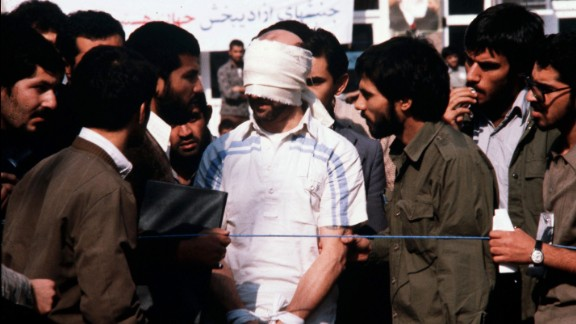 In November 1979, 66 Americans were taken hostage after supporters of Iran