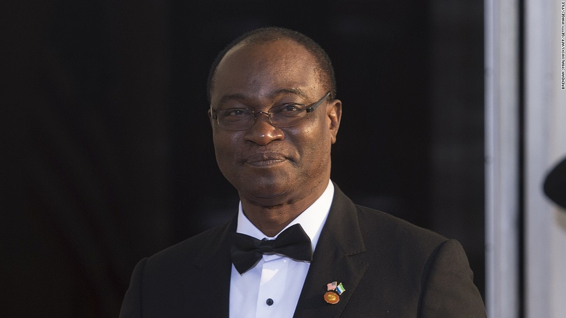 Sierra Leone's minister of foreign affairs and international cooperation, Samura Kamara, was formerly minister of finance and economic development. Under his tenure, Sierra Leone has registered robust economic growth, with rates consistently outpacing regional averages.