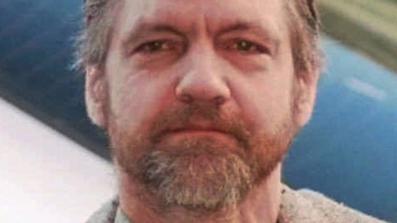 """Ted Kaczynski, aka the """"Unabomber,"""" is serving eight life sentences for mail bombings that killed three people and wounded 23 others between 1978 and 1995. He is one of the notorious criminals living in the Supermax prison in Florence, Colorado."""