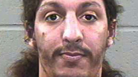 """Richard Reid, aka the """"Shoe Bomber,"""" is serving a life sentence for trying to blow up a passenger jet with explosives in his shoes in December 2001."""