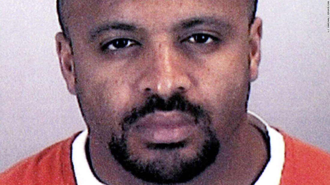"Zacarias Moussaoui is serving a life sentence for his involvement in the <a href=""http://www.cnn.com/2014/11/17/world/zacarias-moussaoui-saudi-arabia/"" target=""_blank"">September 11 hijackings. </a>"