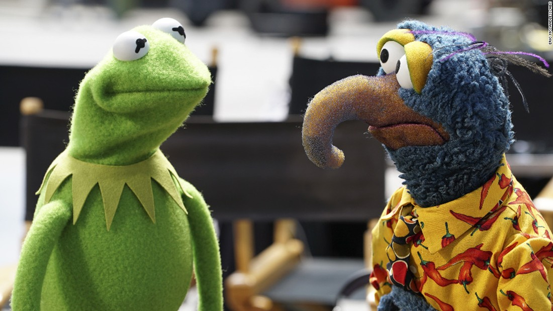 """The Muppets"" are returning to prime-time TV with a twist. ABC's new series shows the trials and tribulations of the Muppets behind the scenes (Fozzie Bear's dating life, for example). The comedy from ""Big Bang Theory"" co-creator Bill Prady will air at 8 p.m. ET Tuesdays."