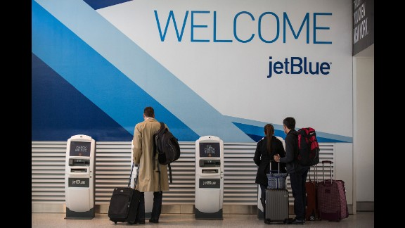 JetBlue Airways' 11-year run in first place came to an end this year, after Southwest Airlines knocked it down to second position in the 2017 rankings.