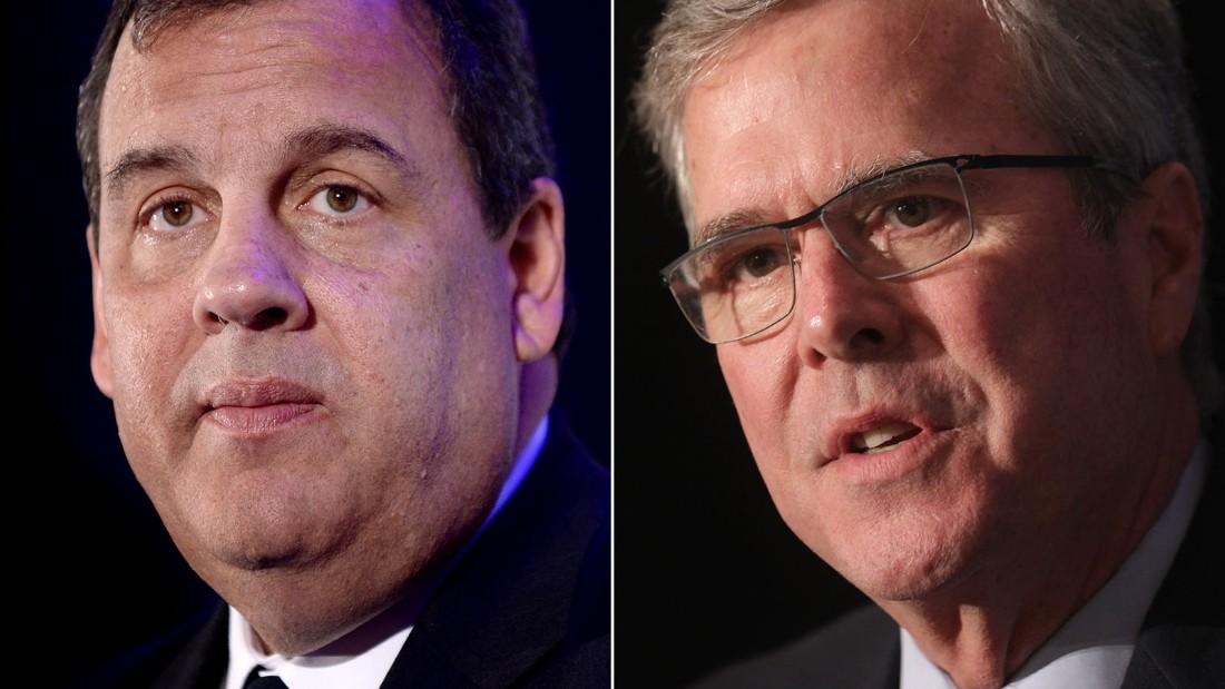 Chris Christie hits Jeb Bush on Iraq War