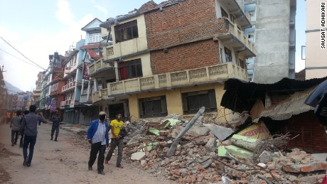 Second quake continues 'unending nightmare' in Nepal
