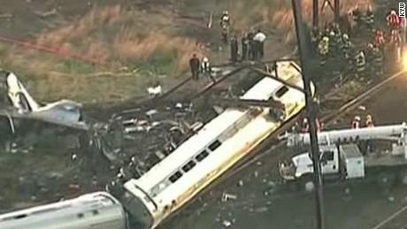 Amtrak crash: Train sped up before derailment - CNN